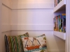Reading Nook or Corner Space for Kids by Thrifty Decor Chic via lilblueboo.com