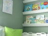Reading Nook or Corner Space for Kids by Clean and Scentsible via lilblueboo.com