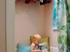 Reading Nook or Corner Space for Kids by Young House Love via lilblueboo.com