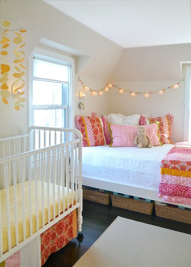 18 shared bedroom ideas for kids for One bedroom apartment with baby ideas