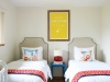 Shared Bedroom Ideas for Kids: Room for Three by Stephmodo via lilblueboo.com
