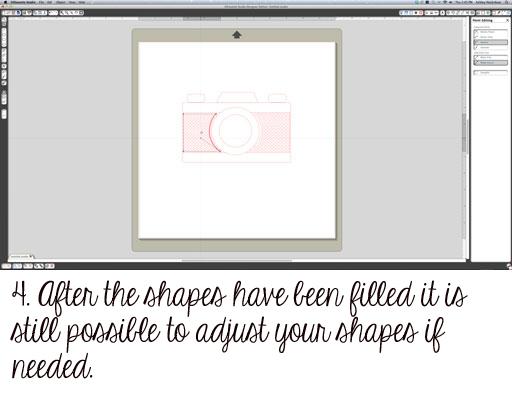 How to make a rhinestone template from scratch Step 4 via lilblueboo.com