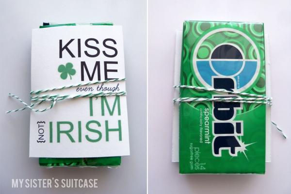 Free DIY St. Patrick's Day Printables at Megan Brooke Handmade  via lilblueboo.com