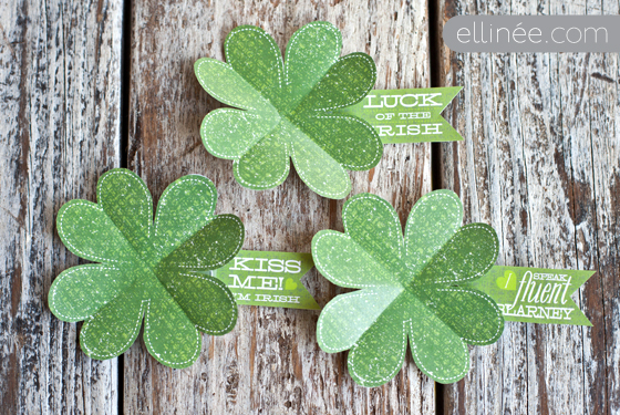Free DIY St. Patrick's Day Printables by Ellinee via lilblueboo.com