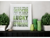 Free DIY St. Patrick's Day Printables by Eighteen25 via lilblueboo.com