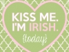 Free DIY St. Patrick's Day Printables by A Pop of Pretty via lilblueboo.com