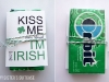 Free DIY St. Patrick's Day Printables at Megan Brooke Handmade  via lilblueboo.com