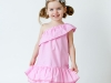 Summer Sewing Patterns: Asymmetrical Ruffle Dress PDF Sewing Pattern via lilblueboo.com