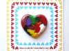 Melted Crayon Heart Printables from The Long Thread via lilblueboo.com