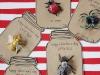 Love bug printable Valentine's Day cards from Dandee Designs via lilblueboo.com
