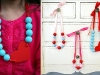 Valentine's Day DIY Necklace Ideas by Eighteen25 via lilblueboo.com