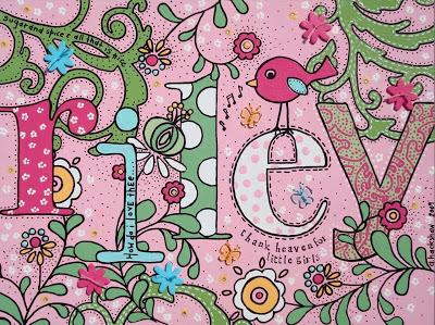 All things girly via lilblueboo.com