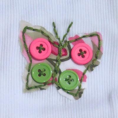 Applique Tutorial step 8 via lilblueboo.com