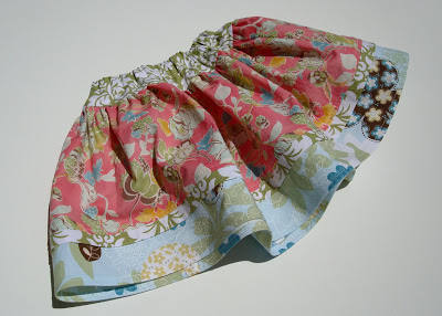 The Evelyn Apron Skirt via lilblueboo.com