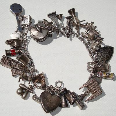 Vintage Charms and Trinkets - Charm Giveaway II via lilblueboo.com