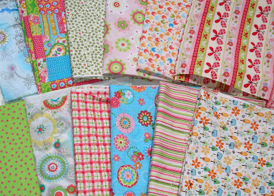Fabric Shopping via lilblueboo.com