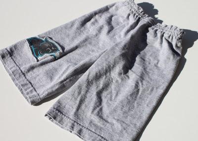 Recycled T-Shirt Toddler Pants & Gauchos 7 via lilblueboo.com