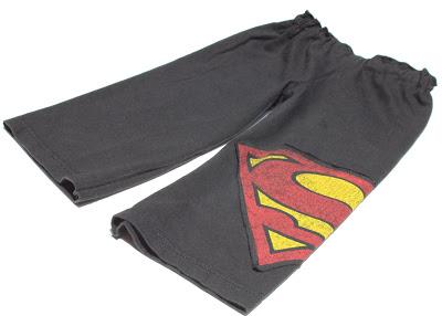 Recycled T-Shirt Toddler Pants & Gauchos 6 via lilblueboo.com