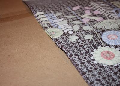 DIY border fabric sundress sewing tutorial step 4 via lilblueboo.com