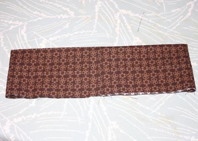 DIY border fabric sundress sewing tutorial step 7 via lilblueboo.com