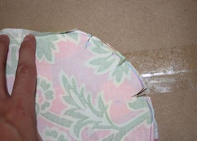 Wagon Cover Tutorial step 4 via lilblueboo.com