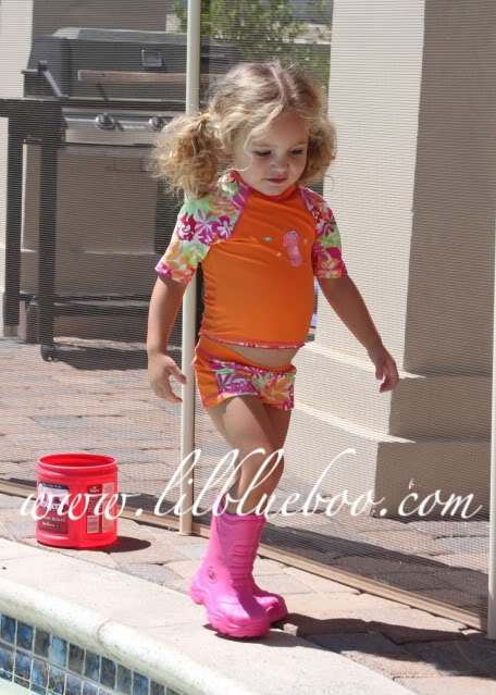 "The New Wardrobe Staple - ""Super Hero"" Boots via lilblueboo.com"