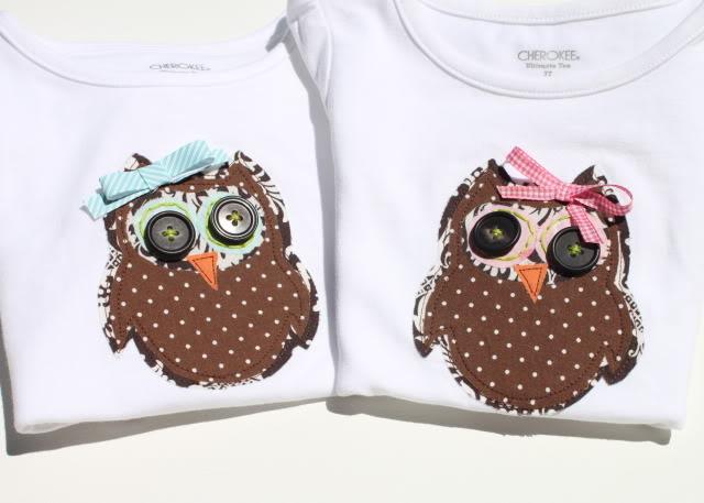 Free owl applique download 5 via lilblueboo.com