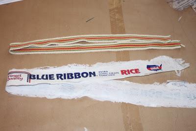 Cotton Webbing - DIY Tutorial via lilblueboo.com