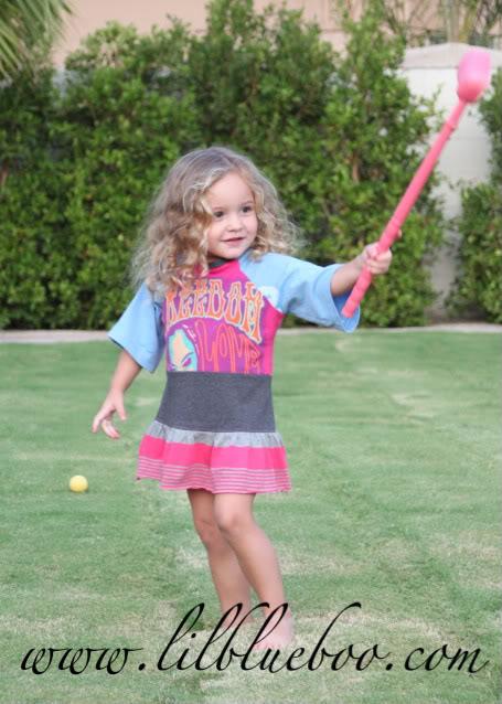 The Sienna Dress 2 via lilblueboo.com
