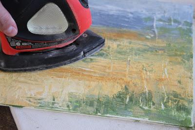 How to Fake a Landscape Painting (A Tutorial) step 15 via lillbueboo.com