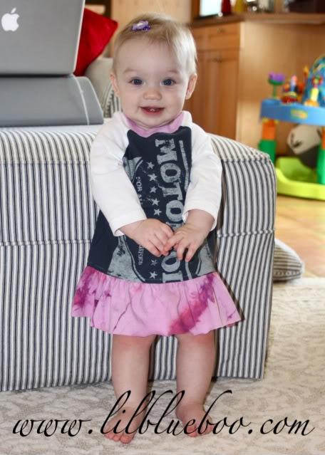The Sienna Dress 5 via lilblueboo.com