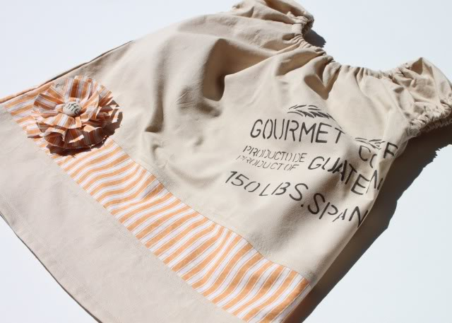 A Coffee Sack Dress 3 via lilblueboo.com