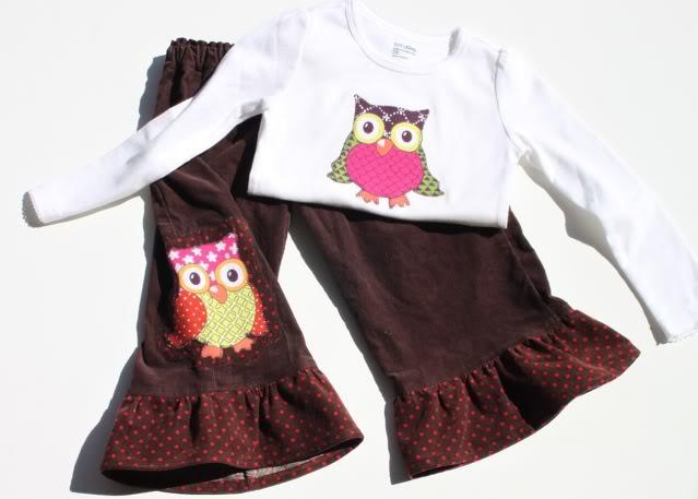 For the Owl Lover via lilblueboo.com