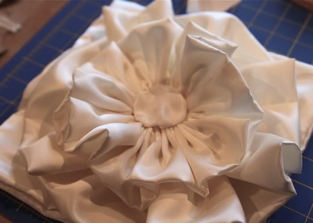 Wedding Part I: The Ring Pillow step 16 via lilblueboo.com