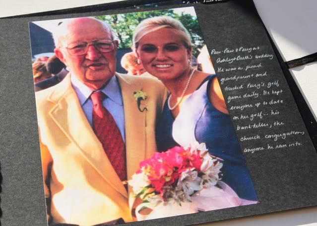 Wedding Part II: My Grandfather