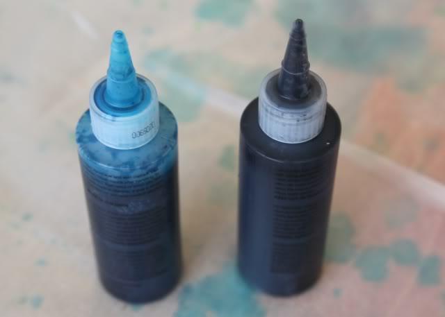 """I """"Heart"""" Tie Dye packets of dye via lilblueboo.com"""