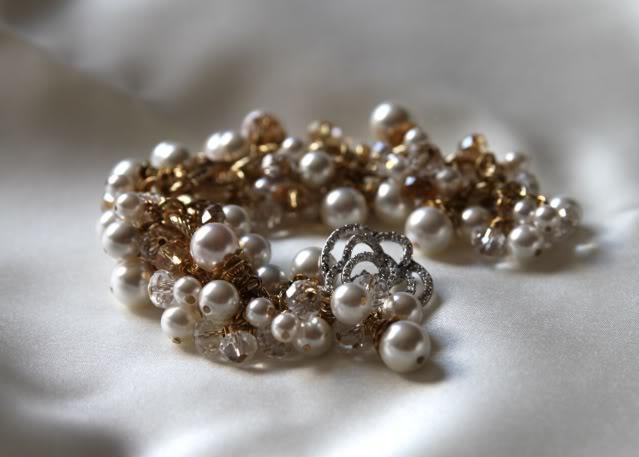 Wedding Part V: Preview bracelet via lilblueboo.com