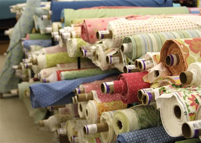 Fabric Heaven 4 via lilblueboo.com