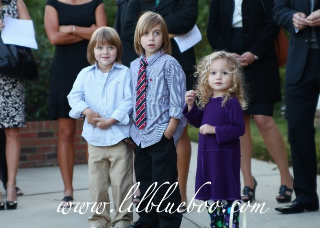 Wedding Part V: Preview rehersal via lilblueboo.com