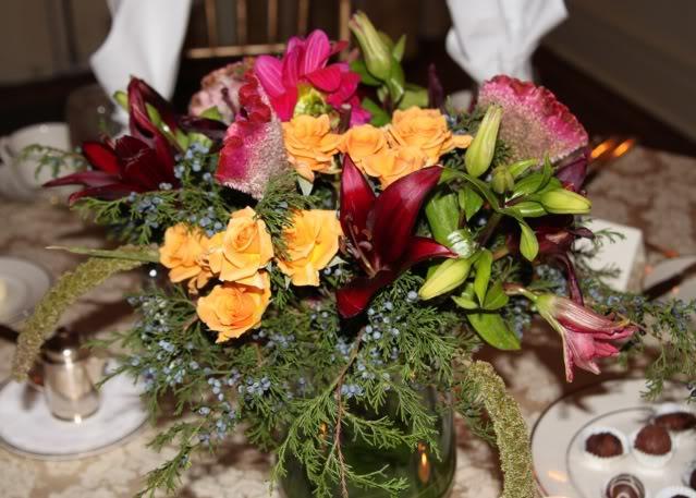 Wedding Part V: Preview flowers via lilblueboo.com