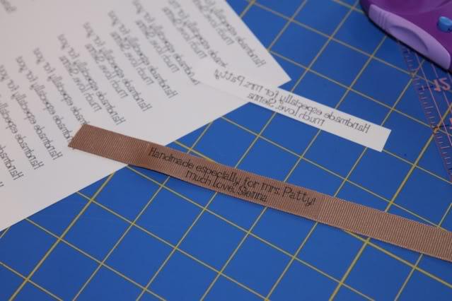 Scrap Ribbon Wallet/Clutch Tutorial step 12d via lilblueboo.com