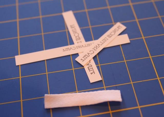 Snowglobe Shirt - Tutorial step 14 via lilblueboo.com