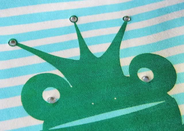 Lil Miss Tiggy Winkle and the Frog Prince 4 via lilblueboo.com