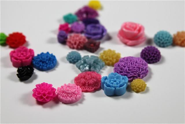 Where to buy Cabochon Accessories DIY Tutorial Process via lilblueboo.com