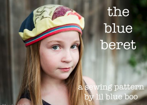 the blue beret via lilblueboo.com