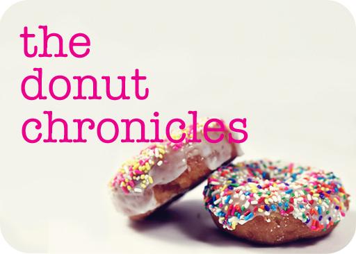 The Donut Chronicles via lilblueboo.com