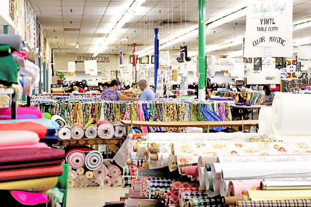 Mary Jo S Cloth Store Gastonia