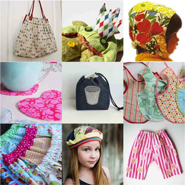 patterncollage Free Pdf Sewing Patterns