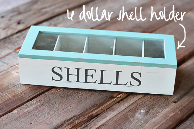 Reuse shell holder for accessories via lilblueboo.com