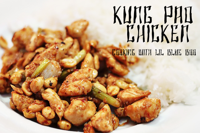 Chang s kung pao chicken recipe